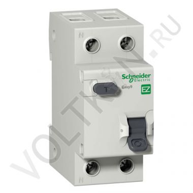 АВДТ Easy9 1P+N 32А/30мА C AC 4,5кА Schneider Electric