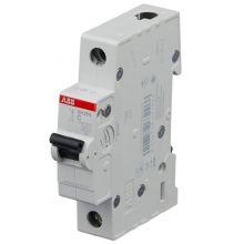 Автоматический выключатель 1-полюсный SH201L C6 ABB