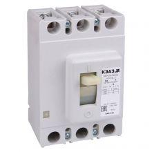 Выключатель автоматический, трехполюсный ВА04-36-340010-160А-2000-690AC-УХЛ3 КЭАЗ
