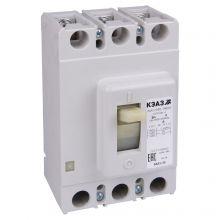 Выключатель автоматический, трехполюсный ВА51-35М2-340010-160А-2000-690AC-УХЛ3 КЭАЗ