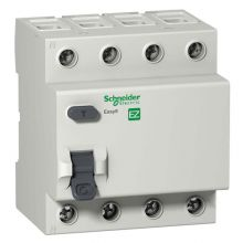УЗО Easy9 4P 40А/100мА AC 230В Schneider Electric