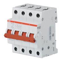 Выключатель нагрузки, четырехполюсный SD204 4P 40А ABB