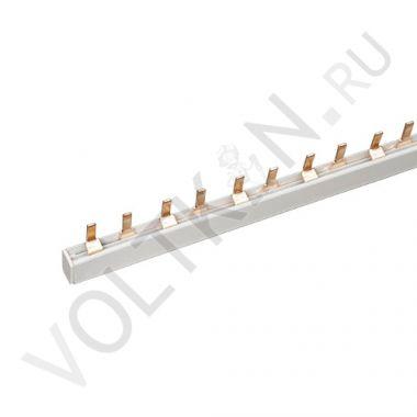 Шина соединительная типа PIN для 2-ф нагр. 100А 54 модуля EKF PROxima