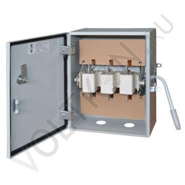 Ящик силовой ЯБПВУ-100А У3-004 IP54 Узола