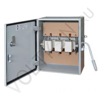Ящик силовой ЯБПВУ-100А У3-009 IP54 Узола