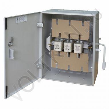 Ящик силовой ЯБПВУ-400А У3 IP31 Узола