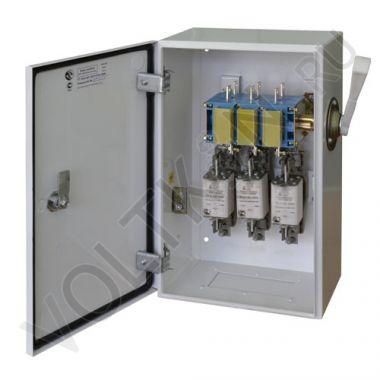 Ящик силовой ЯРП-П-250А У3 IP54 Узола