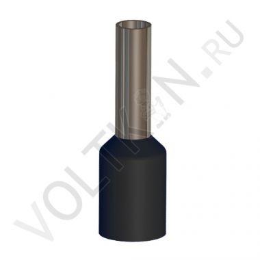 Наконечник штыревой втулочный изолированный НШВИ 1,5-8 КВТ