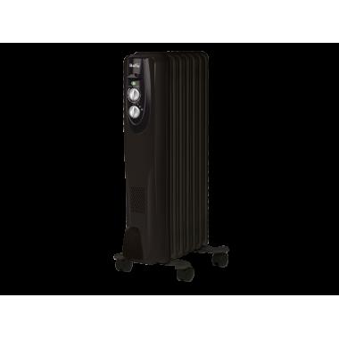 Масляный радиатор BOH/CL-07BRN black Ballu