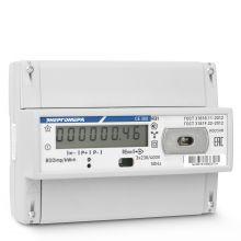 Счетчик электроэнергии Энергомера СЕ300 R31 043 J 3х фазный, 1 тарифный, ЖКИ (5-10А)