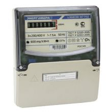 Счетчик электроэнергии Энергомера ЦЭ6803В М7 Р32 3х фазный, 1 тарифный, Эл.мех (1-7,5А)