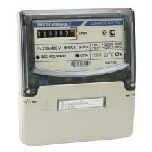 Счетчик электроэнергии Энергомера ЦЭ6803В М7 Р32 3х фазный, 1 тарифный, Эл.мех (10-100А)