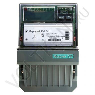 Счетчик электроэнергии Меркурий 230 ART-01 RN (5-60А)