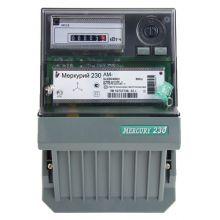 Счетчик электроэнергии Меркурий 230 АМ-01 3х фазный, 1 тарифный, Эл.мех (5-60А)