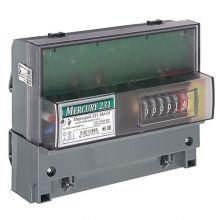 Счетчик электроэнергии Меркурий 231 АМ-01 3х фазный, 1 тарифный, Эл.мех (5-60А)