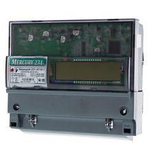 Счетчик электроэнергии Меркурий 231 АТ-01 3х фазный, 2х тарифный, ЖКИ (5-60А)