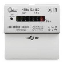 Счетчик электроэнергии Нева 103 1S0 1-фазный, 1-тарифный, Эл. мех (5-60А) Тайпит