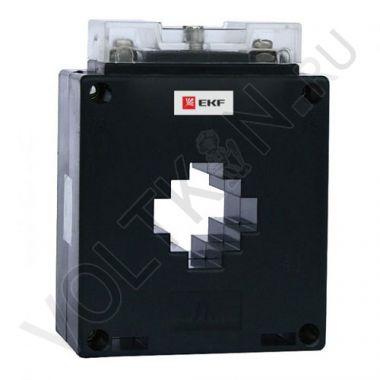Трансформатор тока ТТЕ-30-200/5А класс точности 0,5S EKF PROxima