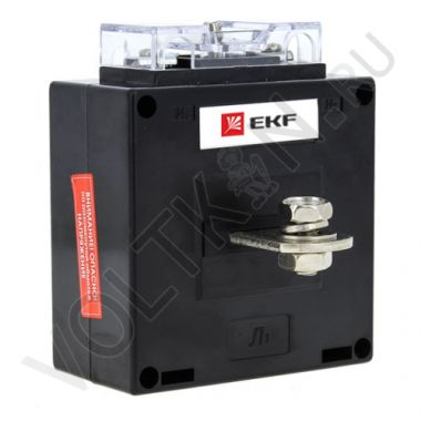 Трансформатор тока ТТЕ-А-250/5А класс точности 0,5 EKF PROxima