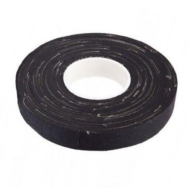 Изолента Х/Б черная 2 сторонняя (100 гр.) ПолимерПласт
