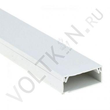 Канал кабельный 40х25х2000 мм Plast EKF PROxima