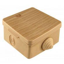 Коробка распределительная о/у, сосна, 65х65х50 TDM