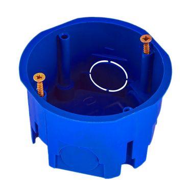 Коробка установочная с/у 68х45мм С3М2 для сплошных стен Gusi Electric