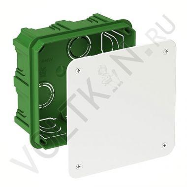Коробка распределительная с/у 100х100х50мм для сплошных стен Schneider Electric