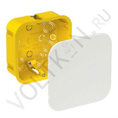 Коробка распределительная с/у 100х100х50мм для полых стен Schneider Electric