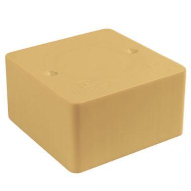 Коробка распределительная для к/к сосна 85х85х45мм Промрукав