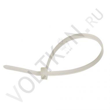 Хомут нейлоновый 4,8х360мм белый (100 шт.) DKC