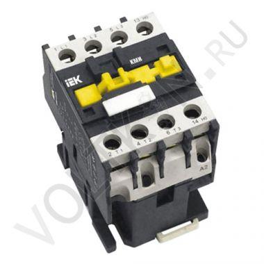 Контактор КМИ-11210 малогабаритный 12А катушка управления 230 В/АС-3 1НО IEK