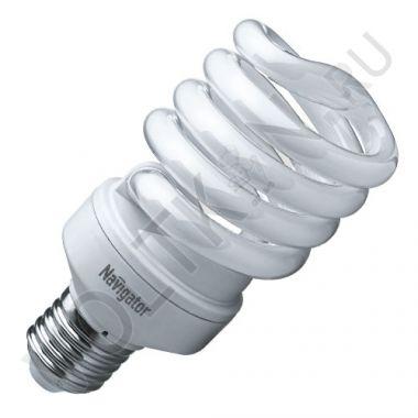 Лампа энергосберегающая 30Вт NCL-SF10 Е27 4000К Navigator