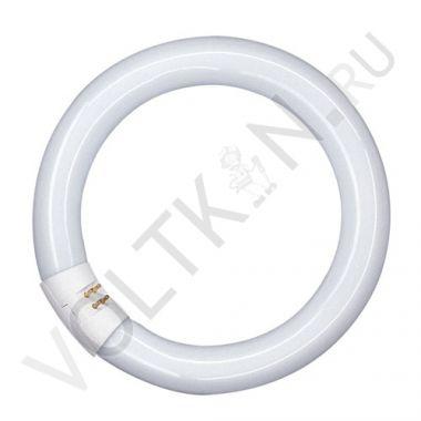 Лампа кольцевая люминесцентная 22Вт L22W/840 T9 C G10q 4000K Osram