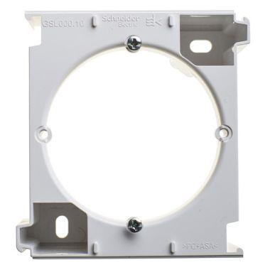 Расширение коробки наружного монтажа Glossa, белый Schneider Electric