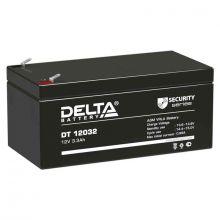 Аккумуляторная батарея Delta DT 12032 (12V / 3.3Ah)