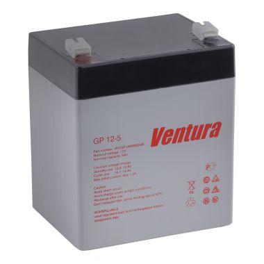 Аккумуляторная батарея Ventura GP 12-5 (12V / 5Ah)