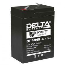 Аккумуляторная батарея Delta DT 4045 (4V / 4.5Ah)