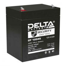 Аккумуляторная батарея Delta DT 12045 (12V / 4.5Ah)