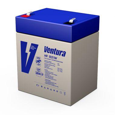 Аккумуляторная батарея Ventura HR 1221W (12V / 5Ah)
