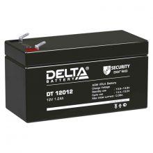 Аккумуляторная батарея Delta DT 12012 (12V / 1.2Ah)