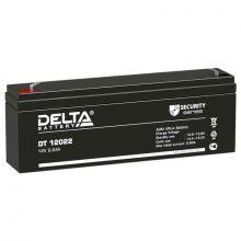 Аккумуляторная батарея Delta DT 12022 (12V / 2.2Ah)
