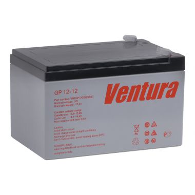 Аккумуляторная батарея Ventura GP 12-12 (12V / 12Ah)