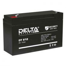 Аккумуляторная батарея Delta DT 612 (6V / 12Ah)