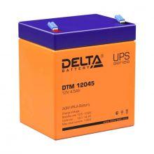Аккумуляторная батарея Delta DTM 12045 (12V / 4.5Ah)