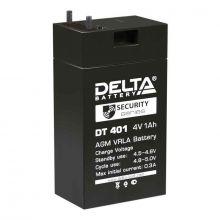 Аккумуляторная батарея Delta DT 401 (4V / 1Ah)