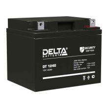 Аккумуляторная батарея Delta DT 1240 (12V / 40Ah)