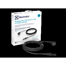 Кабель для обогрева трубопроводов EFGPC 2-18-2 (комплект) Electrolux