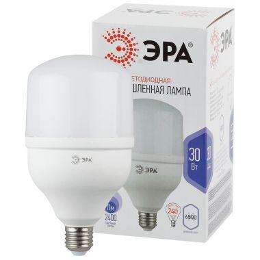 Лампа светодиодная LED 30W Е27 Т100 6500К POWER Эра
