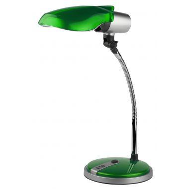 Настольный светильник NE-301-E27-15W-GR зеленый Эра